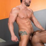 Raging-Stallion-Jimmy-Durano-and-XL-Interracial-Gay-Sex-Video-Free-13-150x150 Jimmy Durano Fucks XL's Black Ass With His Big Fat Cock