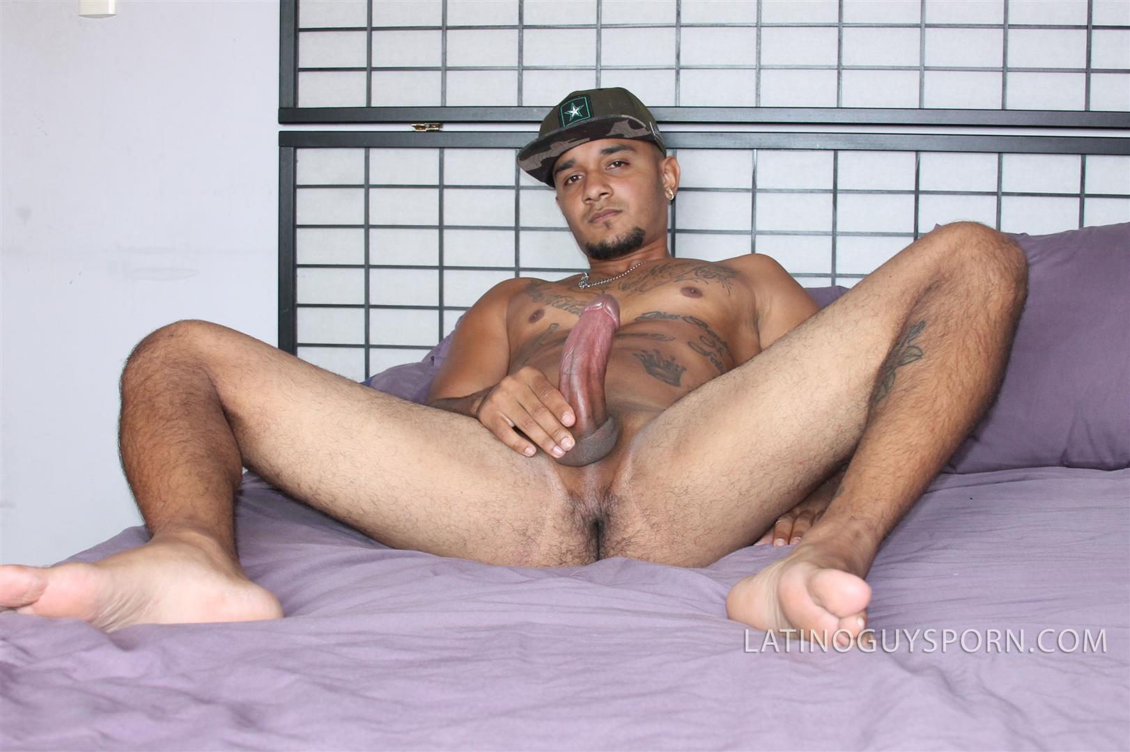 Latino-Guys-Porn-Banshee-and-Italo-Thick-Dick-Latin-Guy-blowjob-video-6 Hot Latino Stud Gets His Thick Dick Sucked and Serviced